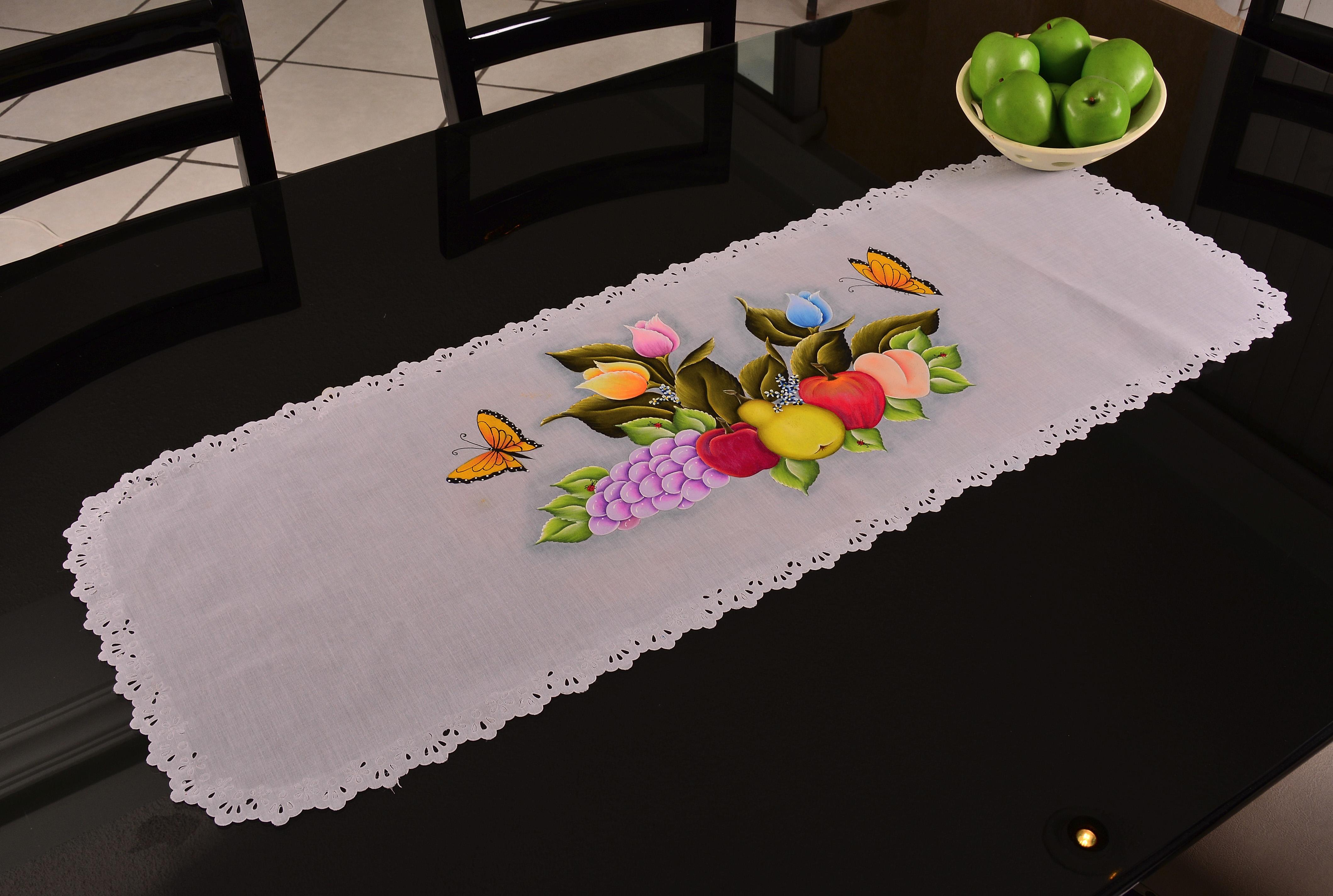 Pincel magico for Como hacer caminos de mesa modernos